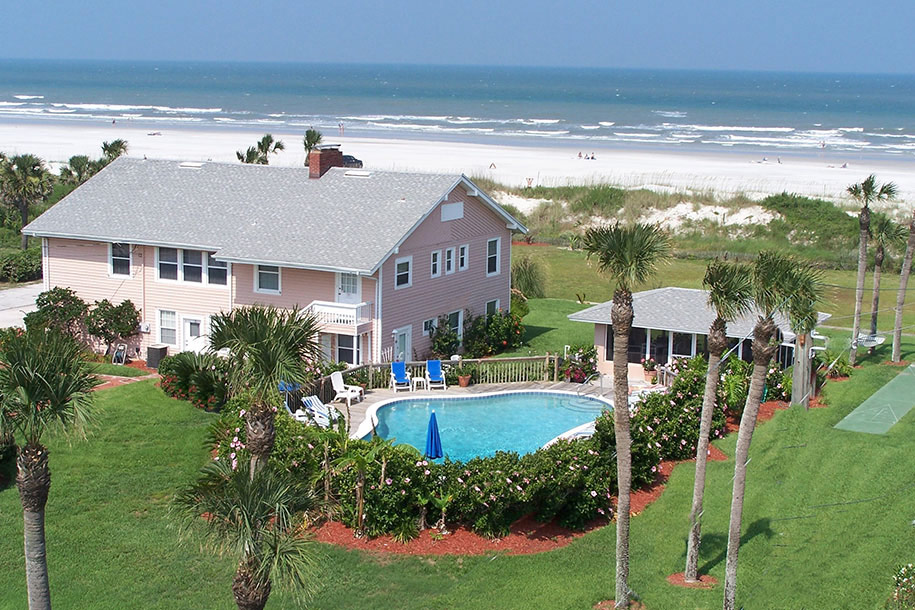 St Augustine Beach House and Pool
