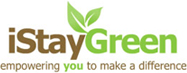 iStayGreen - empowering you to make a difference