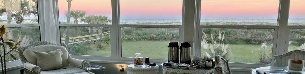 St Augustine Oceanfront Bed Breakfast Beach Resort Beachfront